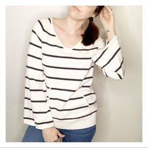 Chaser Pullover Sweater Wide Sleeves Lounge Top